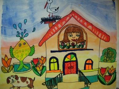 """Barakk Kft. """"A jövő lakóháza"""" rajzpályázat eredményhirdetés"""