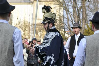 Március 15-i ünnepség / Jászberény Online / Szalai György