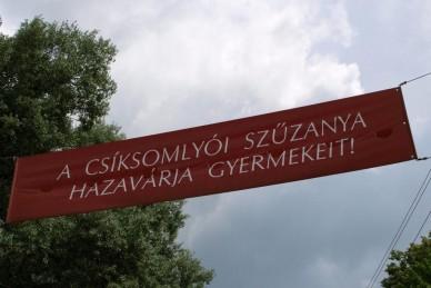 Csíksomlyói búcsú - FotóK. Kocsán László