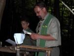 Tábori szentmise