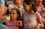 Csángó hagyományőrzők műsora a XXI. Csángó Fesztiválon - Fotó: Jászberény Online / Lénárth Veronika