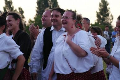 II. Jászkun Szala Jászberényben, a Fülöp Lovastanyán - Fotó: Lénárth Veronika