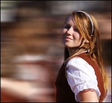 Szüreti felvonulás Jászfelsőszentgyörgyön - Fotó. Jászberény Online / Lénárth Veronika