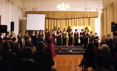Tíz éves a Harmónia Óvónői Kamarakórus - Fotó: Jászberény Online / Lénárth Veronika
