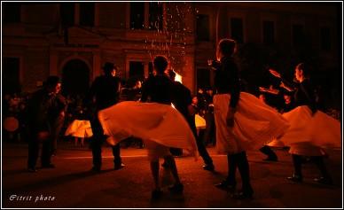 Szent Iván éji tűzugrás Jászberényben - Fotó: Lénárth Veronika / Jászberény Online