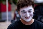 Pantomim a Street Art fesztiválon Jászberényonline/ Lénárth Veronika