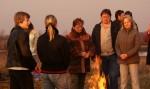 Napköszöntő, Tavaszváró, Kikeleti Szer a jászdózsai Kápolna halmon - Fotó: Lénárth Veronika