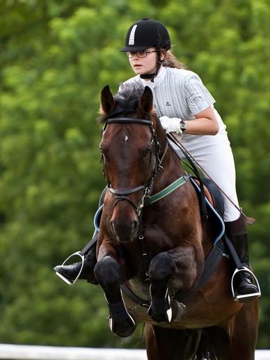 XV. Electrolux díjugrató lovasverseny - Fotó: Jászberény Online / Szalai György