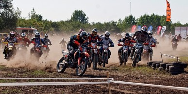 Enduro verseny - Fotó: Jászberény Online / Szalai György