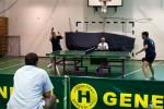 H-Generál-Tisza-SE asztalitenisz mérkőzés - Fotó: Jászberény Online / Szalai György