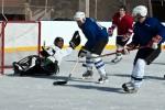 Jótékonysági jégkorongmeccs - Fotó: Szalai György