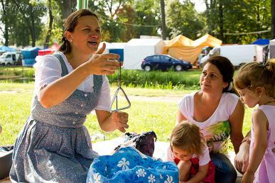 XXIV. Csángó Fesztivál - Tarisznyás műhely / Jászberény Online / Lénárth Veronika