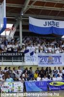 JKSE-ZTE párharc az első osztályban maradásért - Fotó: Jászberény Online / Király Csaba