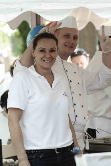 Majális Jászberényben 2012. - Fotó: Jászberény Online / Király Csaba