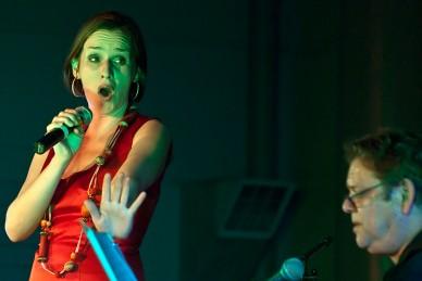 Malek Andrea koncert - Fotó: Jászberény Online / Szalai György