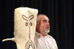 A bot - Várszegi Tibor előadása a Malomban - Fotó: Szalai György / Jászberény Online