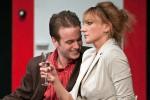 A Színművészeti Egyetem hallgatóinak előadása a Malom Színházban - Fotó: Jászberény Online / Szalai György