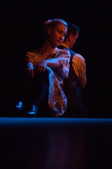 Egy asszony...- a Jászság Népi Együttes és a BaHorKa a MALOM-ban - Fotó: Jászberény Online / Szalai György
