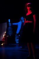 Viva Rock and roll! A Moon Woofers előadása a MALOMBAN.- Fotó: Jászberény Online / Szalai György