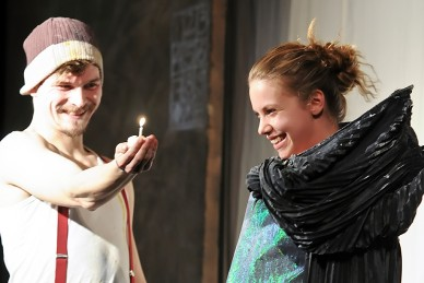 Ragtime - a kaposvári sziniiskolások alőadása a Malomban - Fotó: Szalai György / Jászberény Online