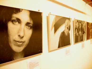 Nők Magyarországon - Fábián Évi kiállítása