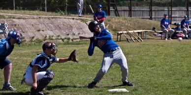 Stinky Sox - Érd Aeros baseball meccs - Fotó:Jászberény Online / Szalai György