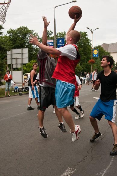 Utcai sportnap Jászberényben - Fotó: Jászberény Online / Szalai György