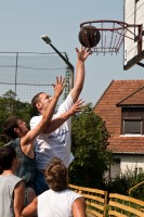 Streetball bajnokság 2009 - Fotó: Jászberény Online / Szalai György