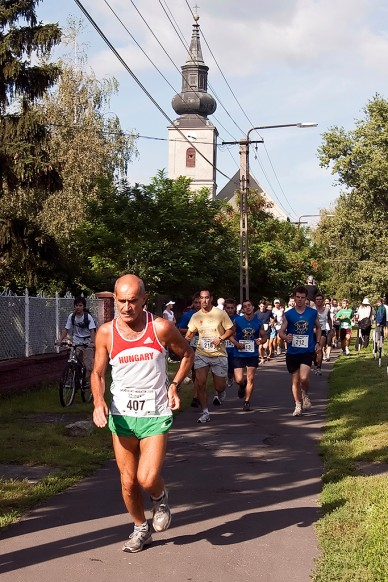 II. Zagyvamenti maraton - Fotó: Jászberény Online / Szalai György
