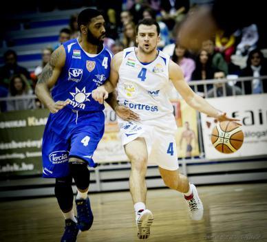 JKSE-Sopron NB I. A kosárlabda mérkőzés / Jászberény Online / Gémesi Balázs