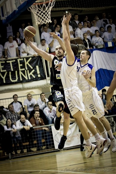 Férfi kosárlabda NB I. A. JKSE - Szolnoki Olaj KK / Jászberényonline / Gémesi Balázs