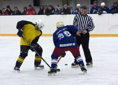 Jászberény HC - Legio Sopianae jégkorong meccs - Fotó: Jászberény Online / Gémesi Balázs