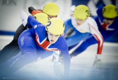 Rövidpályás Gyorskorcsolya Világbajnokság Debrecen / Jászberény Online / Gémesi Balázs