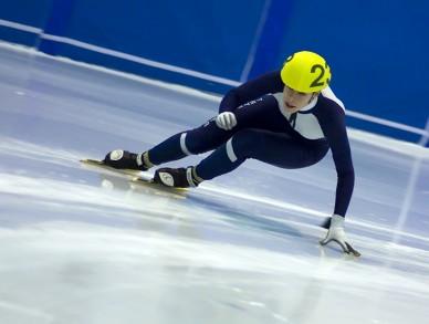 Rövidpályás gyorskorcsolya országos bajnokság - Fotó: Gémesi Balázs
