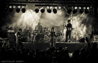 Péterfy Bori& Love band / Jászberény Online / Gémesi Balázs