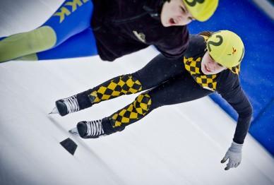 Gyorskorcsolya Diákolimpia Országos Döntő / Jászberény Online / Gémesi Balázs