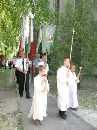 Porciunkulai búcsú - Fotó: Jászberény Online