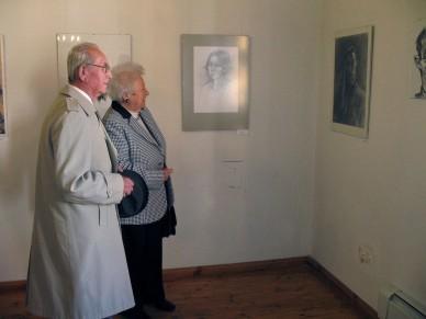Hamza Stúdió 10 éves jubileumi kiállítása Fotó: Jászberény Online