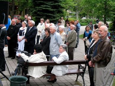Ünnepség a jászkun redemptio 265. évfordulóján Jászberényben - Fotó: Jászberény Online