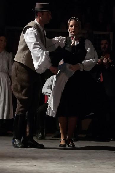 Jótékonysági gálaműsor a táncosokért - Fotó: Jászberény Online / Szalai György