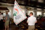Jobbik fórum Novák Előddel Fotó: Jászberény Online