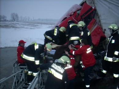 Kamion baleset 2009. február 17.