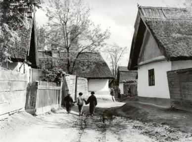 A hangulatos Kígyó utca - 1959. május