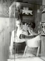 A Lehel kürt a múzeum állandó kiállításában - 1965. május