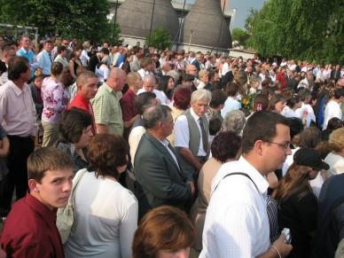 Ballagás a Klapka SZKI-ban (04.30) Fotó: jászberény online