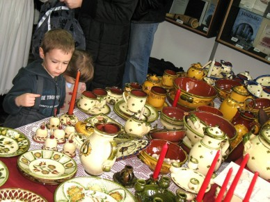 Luca napi kirakodóvásár a Jász Múzeumban - Fotó: Jászberény Online
