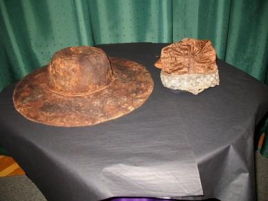 A restaurált leletek bemutatása a közönségnek (09.03.26.)