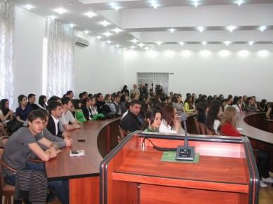 Jász küldöttség Oszétiában Fotó: Hortiné dr. Bathó Edit