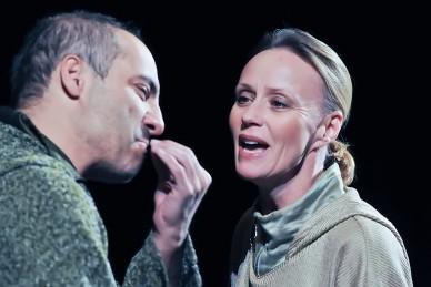 És Rómeó és Júlia... - a Malom FilmSzínházban - Fotó: Jászberény Online / Szalai György