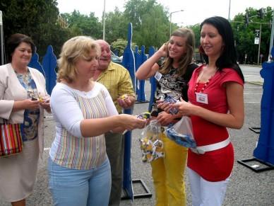 SZDSZ EU-kampánynyitó Fotó: Jászberény Online
